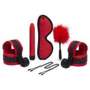 Lovehoney Red Hot Passion Couple's Pleasure Kit