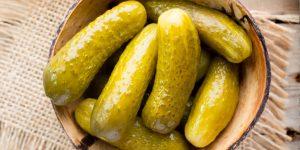 basket of pickles